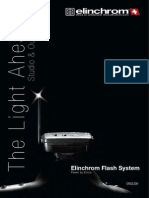 Elinchrom Strobe Specifications