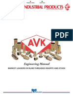 manual de productos AVK