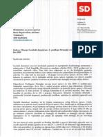 Mnenje SD k Strategiji javne uprave