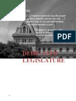 Dedicated Legislature Report [Final for February 2015].docx