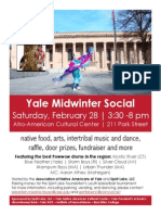 2015 Yale Mid-Winter Social