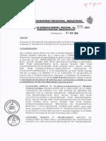 Proyecto de Asfaltado Vilcaniza-jumbilla-molinopampa