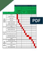 Cronograma Estad I II-2014