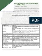 Despliegue de Software Con OCS Inventory Para GNU