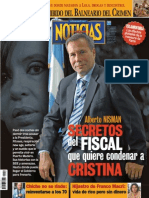 Nisman, el fiscal que va por todo
