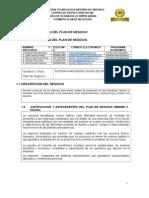 Plan de Negocio 2014 2 Entrega