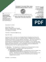 ECWANDC Response to Eight Motions - December 10, 2013
