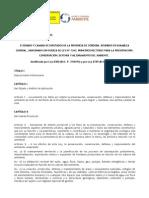 Ley Nº 7343 Ambiente en La Prov. de Córdoba