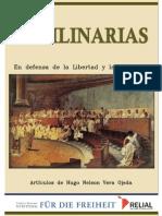 Catilinarias Hugo Vera Ojeda
