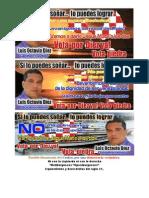 Programa de Gobierno De la Gestión Institucional y Social del Estado Nueva Esparta A todo el Pueblo de Margarita, Coche, Cubagua y Navegaos