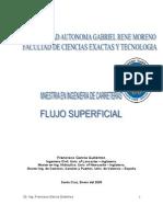 Flujo Superficial