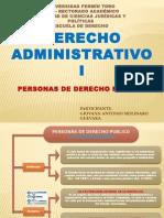 GIOVANN ANTONIO MOLINARO GUEVARA.- Personas de Derecho Publico