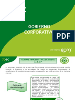 Gobierno corporativo CHEC