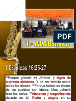Poder Alabanza