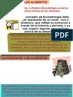 Bromatologia-2015 Conceptos Basicos