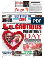 Friday, February 13, 2015 Edition