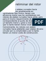 Diseño Preliminar Del Rotor