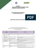 Kisi-kisi Ujian Tulis  UAS PAI SMP 2015.pdf