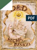 D&D 5E  Regras Básicas Para Jogadores