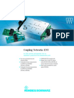 Rohde & Schwarz ENY Data Sheet