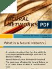 Neural Networks - Presentation