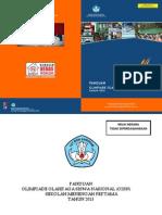 Buku Panduan O2SN 2015