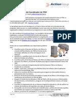 Responsabilidades Del Coordinador TPM