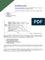 Os 47 Processos PMBOK Ed.5