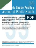 Modelos de Alternativos Para El Análisis