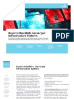 Buyer's Checklist to Converged Infrastructure Systems_hb_final