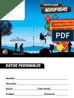 Tarjeta Agrupadas Conquistadores 2014 INTERNET FB