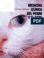 Datos Agrop. Medicina Clinica Del Perro y Del Gato