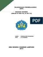 Cover Rencana Pelaksanaan Pembelajaran