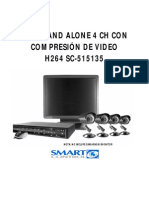 Manual de Usuario DVR 4CH H264