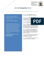 Management of Hepatitis C in Pregnancy (C-Obs 51)Jul13