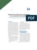 Infecciones en paciente inmunodeprimido