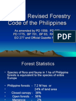 46507390 PD 705 Revised Forestry Code of the Philippines