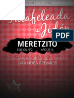 Meretzito - Edicion 2 (2014)