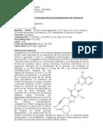 Primer Adelanto Descubrimiento de Fármacos N. Castillo, J.S. Moncaleano, S. Gonzalez