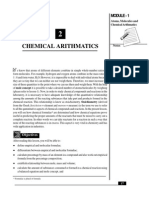 L-2 Chemical Arithmatics