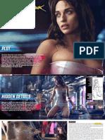 Hidden Details Cyberpunk 2077 Teaser Trailer
