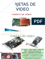Tarjetas de Video k.a.l