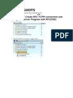 RFC Program Id Registering