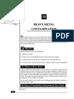 L-35 Heavy Metal Contamination