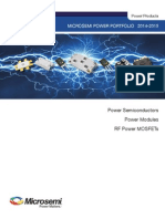 Microsemi Power Products Catalog 2014