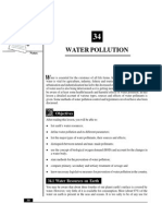 L-34 Water Pollution