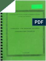 CQHP Guidelines 2003(Myanmar)
