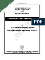 iii b tech (computer science engg) ii sem-syllabus book