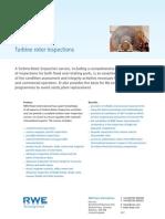 Turbine Rotor Inspection