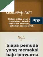 KESILAPAN AYAT.pptx